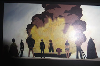Funeral for Going Merry One Piece at Tokyo One Piece Tower