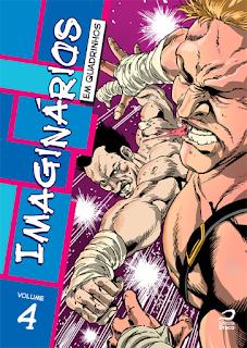 Imaginários em quadrinhos- volume 4, Raphael Fernandes, Editora Draco, Literatura Nacional, Lançamentos editora Draco Junho