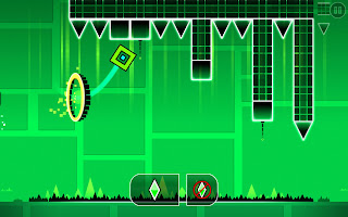 Captura de pantalla de Geometry Dash
