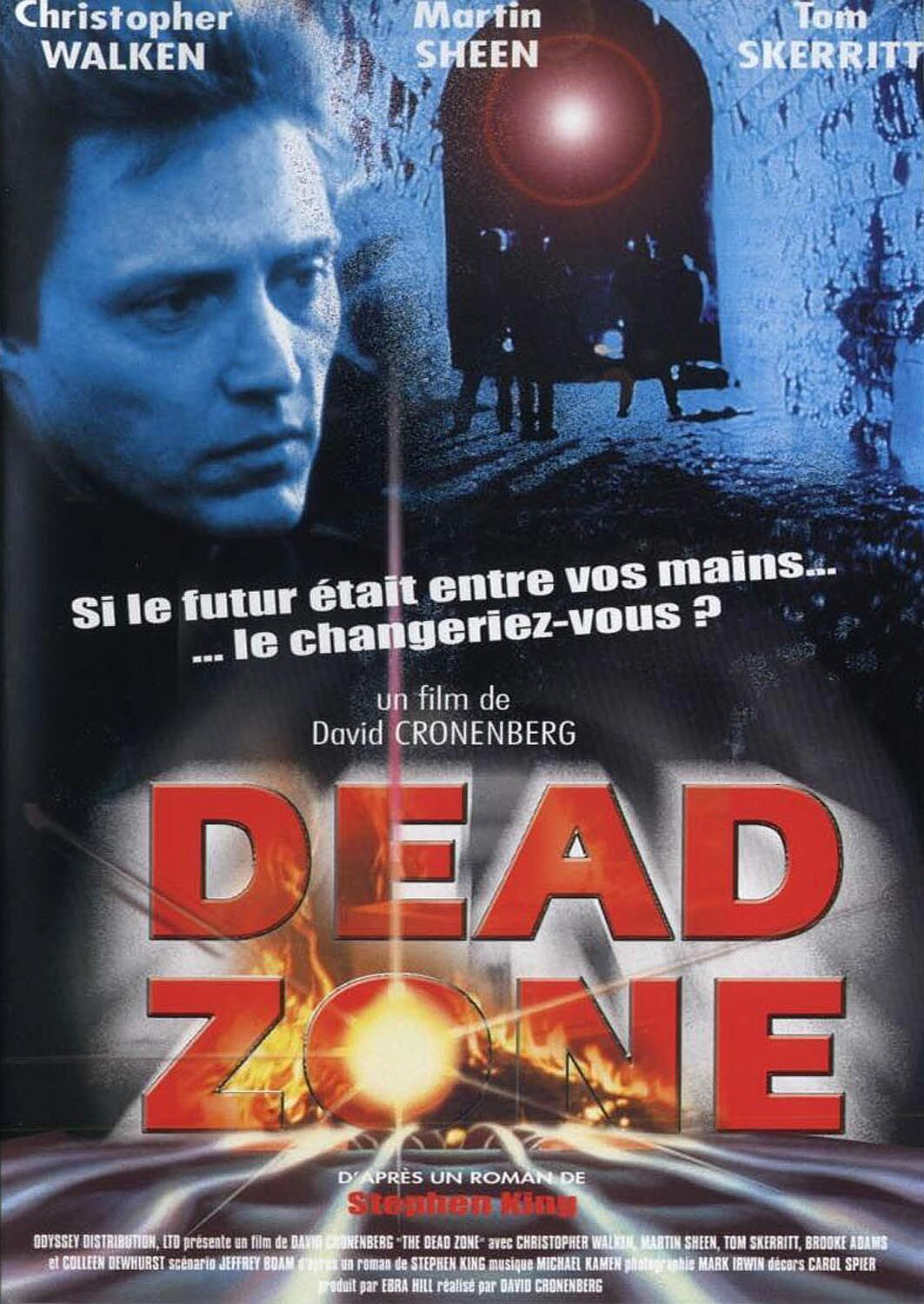 Stephen King s The Dead Zone (1983) มิติมรณะ
