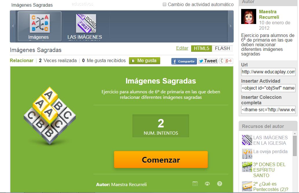http://www.educaplay.com/es/coleccion/24938/1/imagenes_sagradas.htm