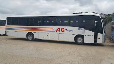INSATISFAÇÃO: usuários reclamam da demora dos ônibus da empresa AG-Turismo para as praias da região de Alagoinhas