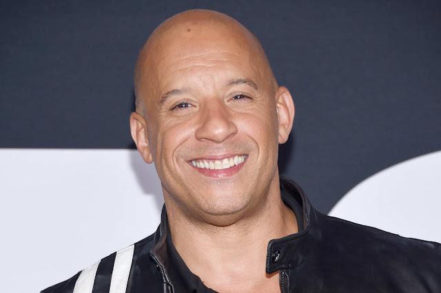 5. Vin Diesel (Aktor)