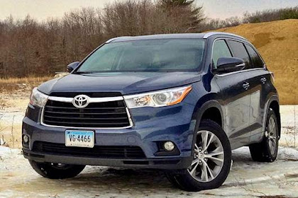 Toyota Highlander XLE Review Canada 2016