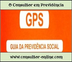 Donas de casa, como preencher GPS – Guia da Previdência Social.