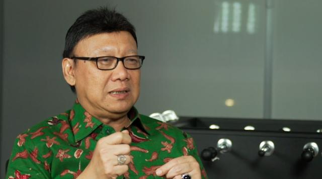 Mangkir Karena Bisul, Netizen Usulkan Perppu Penyembuhan Bisul untuk Mendagri