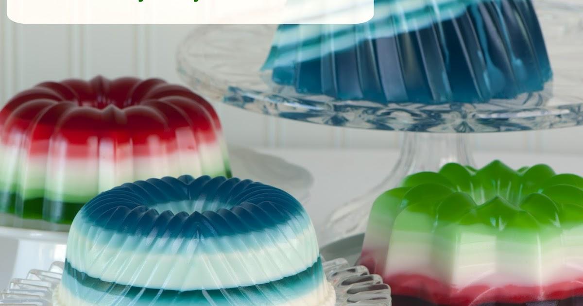 Jelly Shot Test Kitchen Bramble