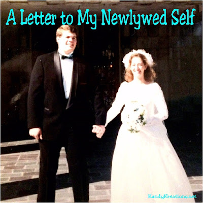 A letter to my newlywed self with all the things I wish I had learned.  Don't make the same mistakes and learn with me. We can move forward from here and be the best mom, wife, and homemaker possible.