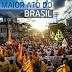 Ato público contra reformas do governo Temer, em Pernambuco, foi o maior do Brasil