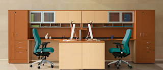 Global Adaptabilities Modular Office Furniture