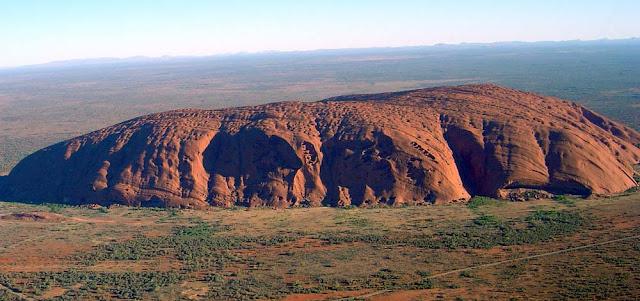 Uluru Ayers Rock – Austrália