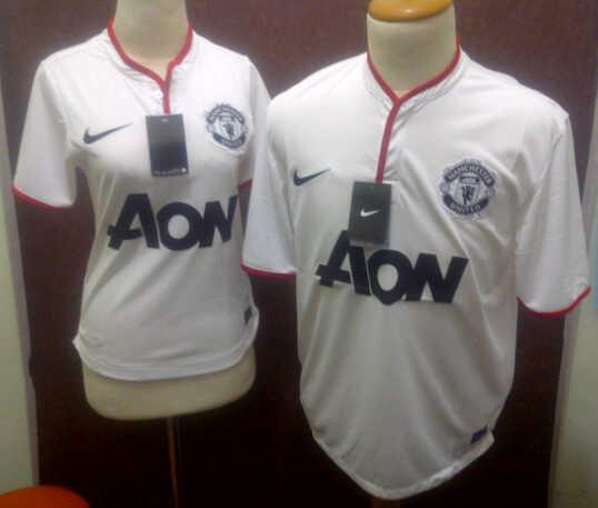 527722af444 Jersey Couple Manchester United Away - Lugu Shop Online