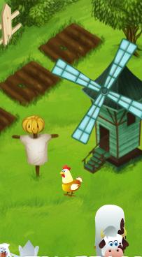 لعبة مزرعة الاحلام