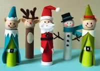 Fáciles manualidades para navidad