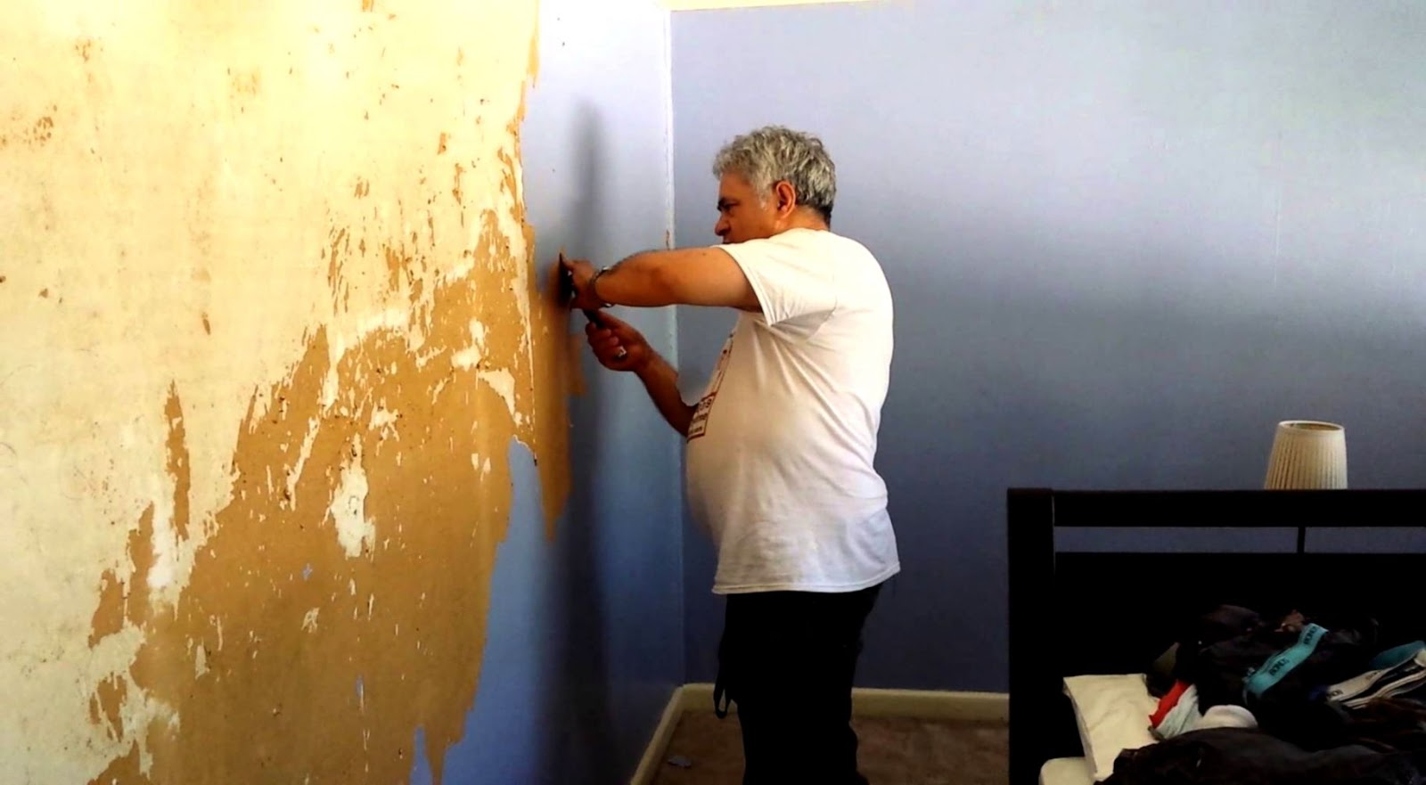 How To Remove Painted Wallpaper Wallpapers Collection