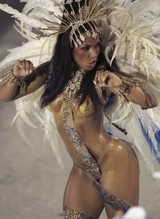 brazil carnival women pussy