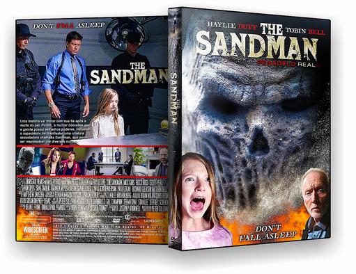 DVD-R Sandman Pesadelo Real – AUTORADO