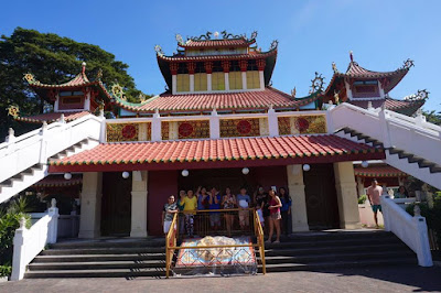 Ma-Cho Temple, La Union Trip Itinerary