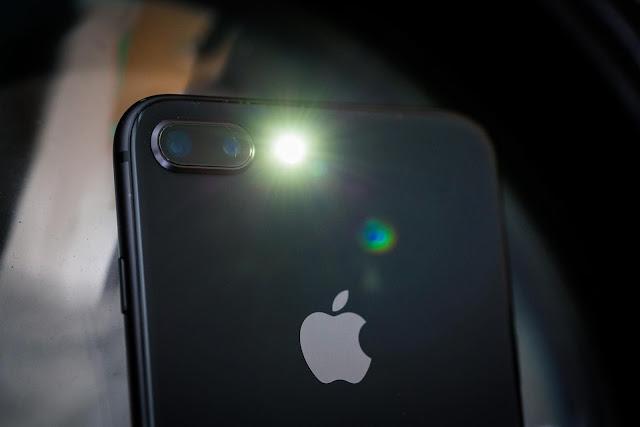 İphone`da flashı bildirim paneli yapma