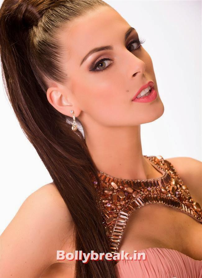 Miss Chile, Miss Universe 2013 Contestant Pics