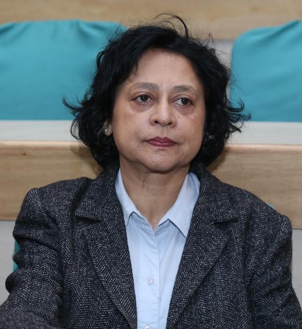 Filmmaker and Social Activist Dr. Lavlin Thadani