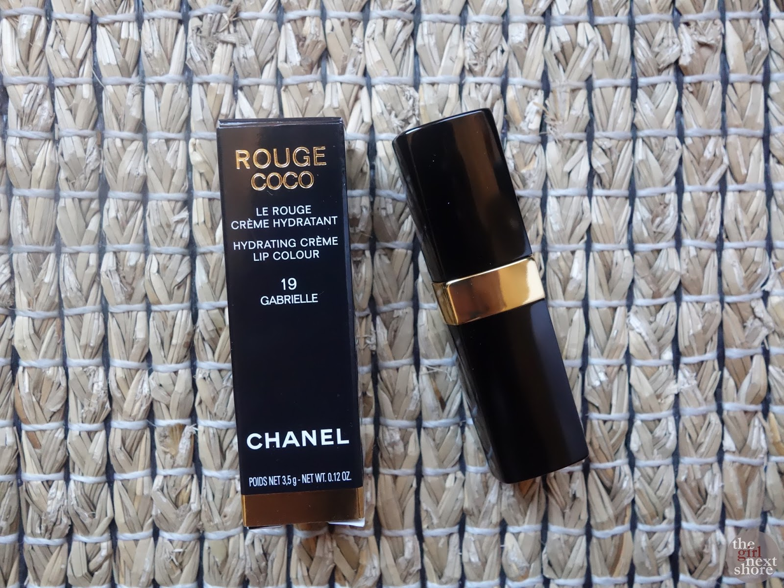 Chanel Rouge Coco Gabrielle