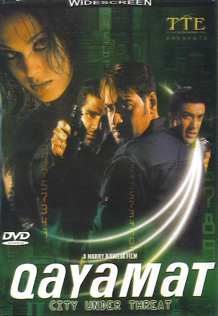 Qayamat: City Under Threat (2003) ταινιες online seires xrysoi greek subs