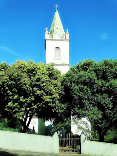 Torre da Igreja Nossa Senhora da Visitação - Picada Holanda, Picada Café