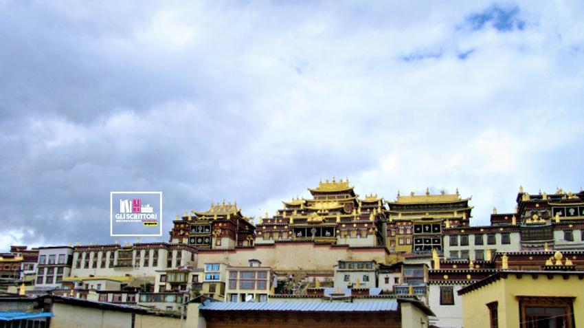 Pusong lin monastery