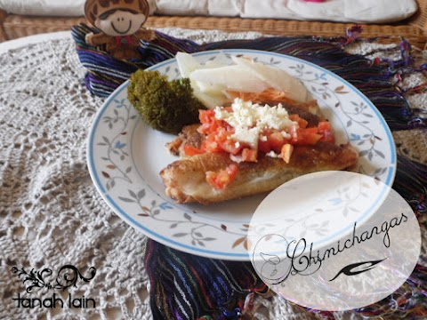 Receta de Chimichangas