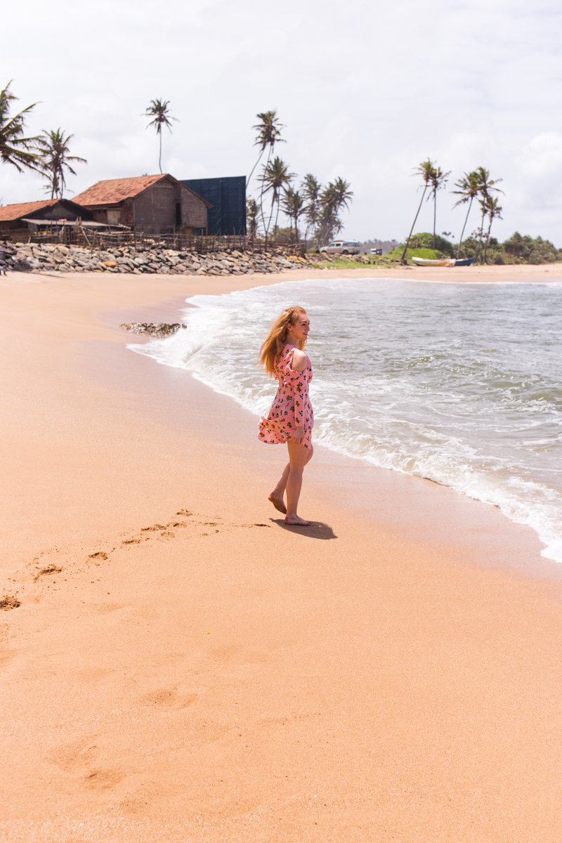 Amari Galle Hotel Beach