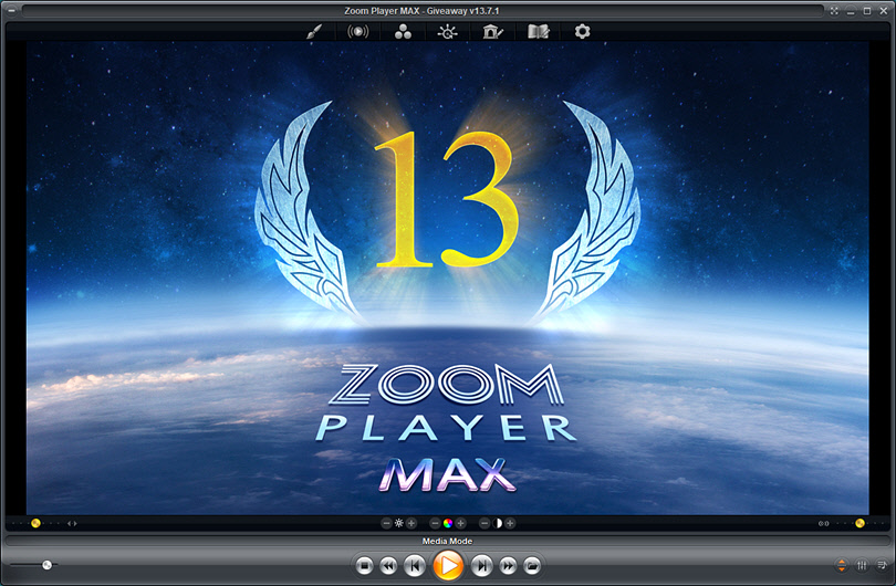 Zoom Player MAX V13.7.1