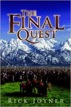 http://www.amazon.com/The-Final-Quest-Rick-Joyner/dp/192937190X