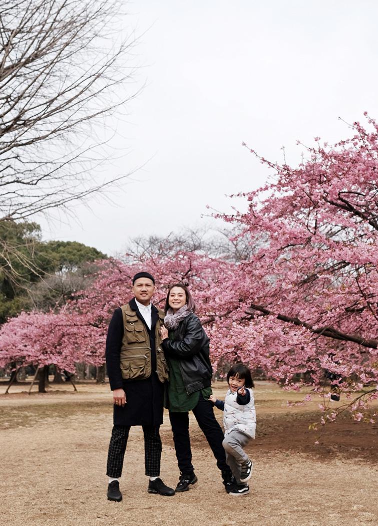 liburan ke Jepang musim sakura