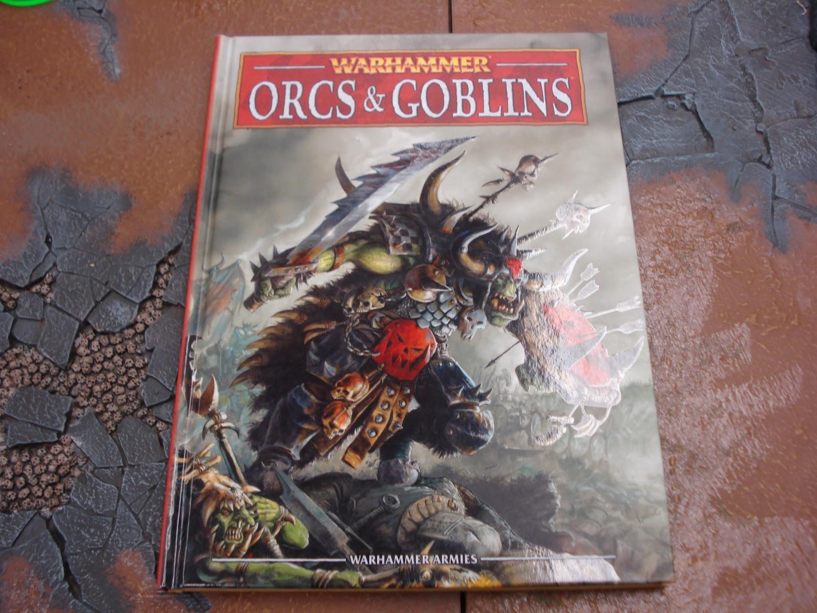 GMorts Chaotica: Orcs and Goblins - Arachnarok Sprues