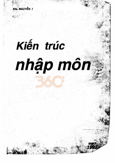 gach bong-kien-truc-nhap-mon-nguyen-huu-tri_02 Sách kiến trúc - Kiến trúc nhập môn