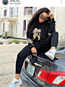 Former BBN Housemate Nina Posts New Photos As She Celebrates 1.5 Milliion Instagram Followers