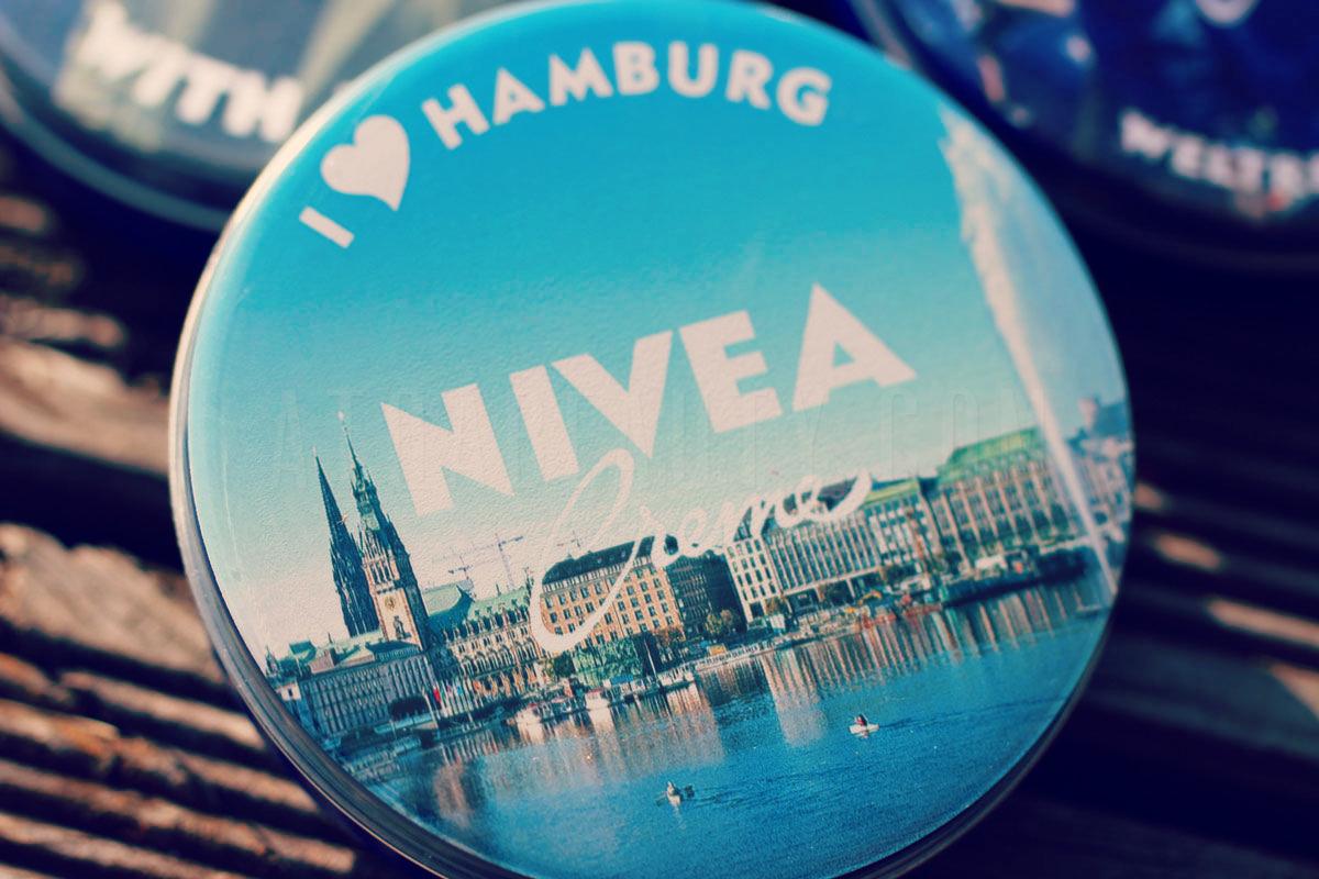 Wyprawa do Hamburga z Nivea