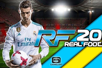 Download Real Football 2018 Apk v1.5.4 Android Mod+Data 2012