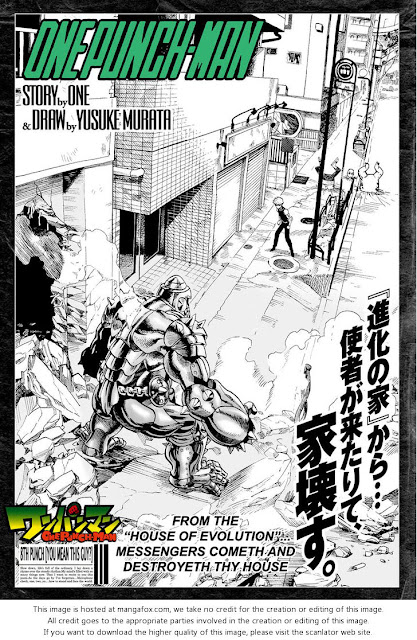 ONE PUNCH MAN CHAPTER 8 Page 2