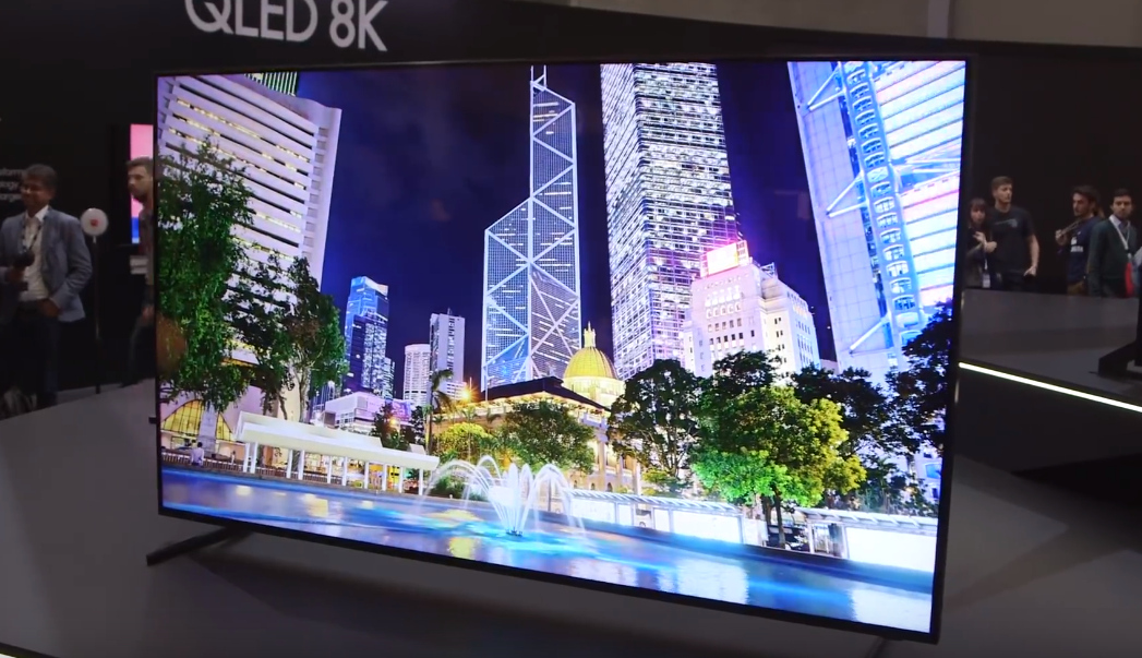 Samsung 8K TV, Samsung Q900R 8K QLED TV