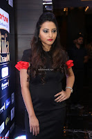 Meghana Gore looks super cute in Black Dress at IIFA Utsavam Awards press meet 27th March 2017 43.JPG