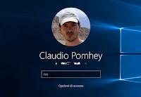 Creare un nuovo utente amministratore Windows per accedere senza password