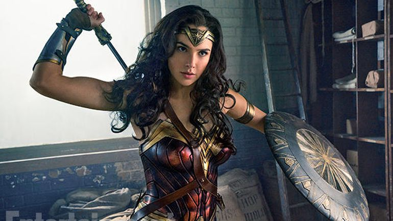 Geoff Johns And Patty Jenkins Already Working On Wonder Woman 2.