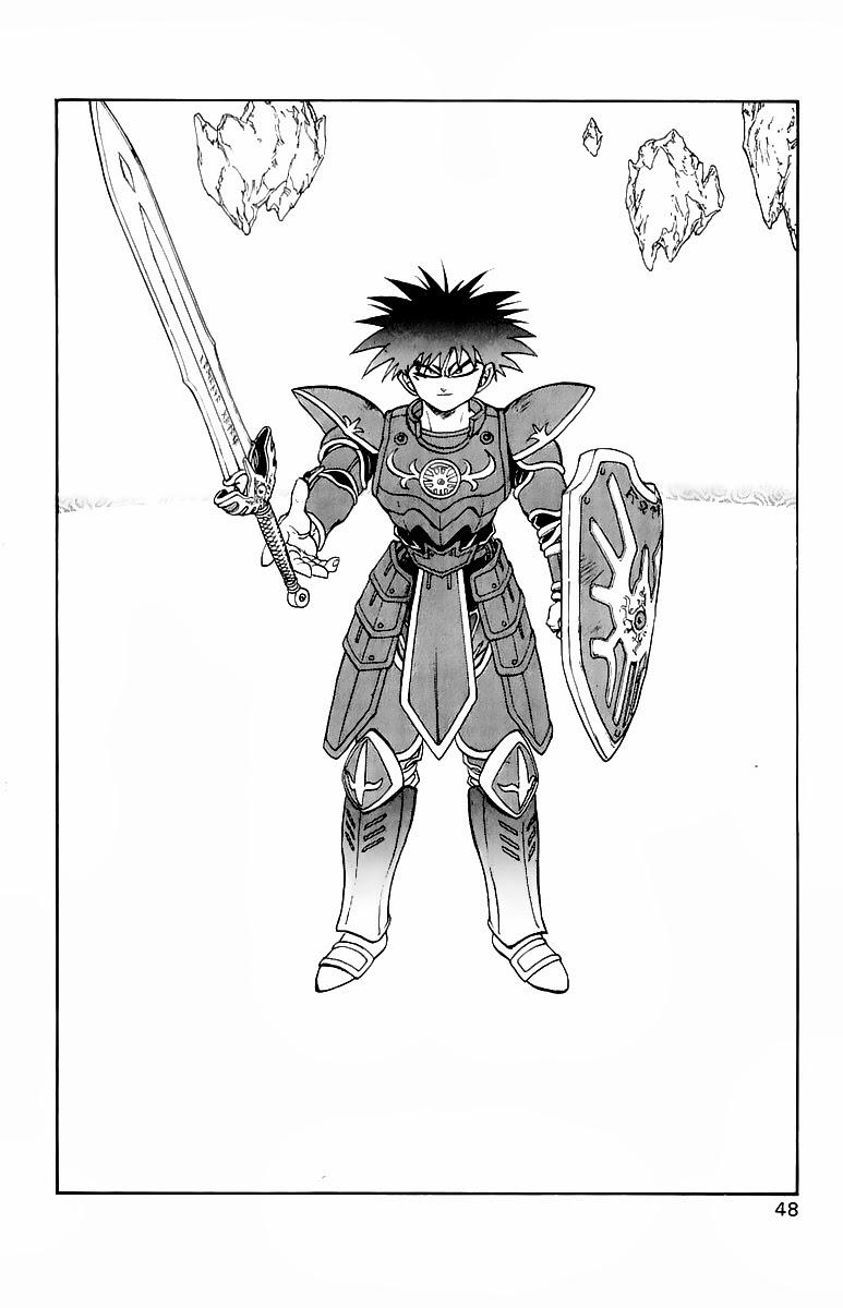 Dragon Quest: Emblem of Roto chap 34 trang 42