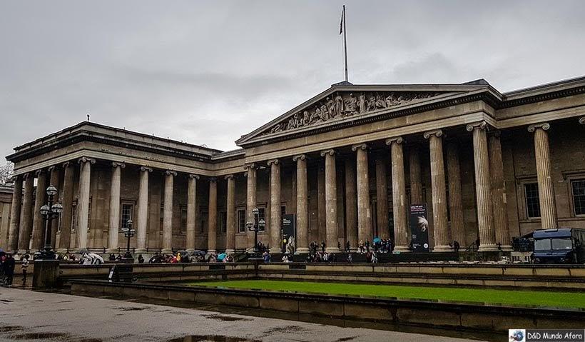 Museu Britânico - O que fazer em Londres: 48 atrações imperdíveis