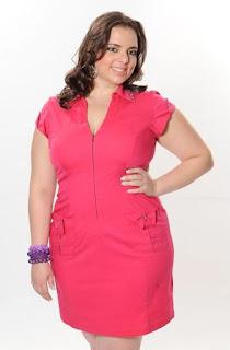 modelo de vestido casual rosa - fotos e dicas