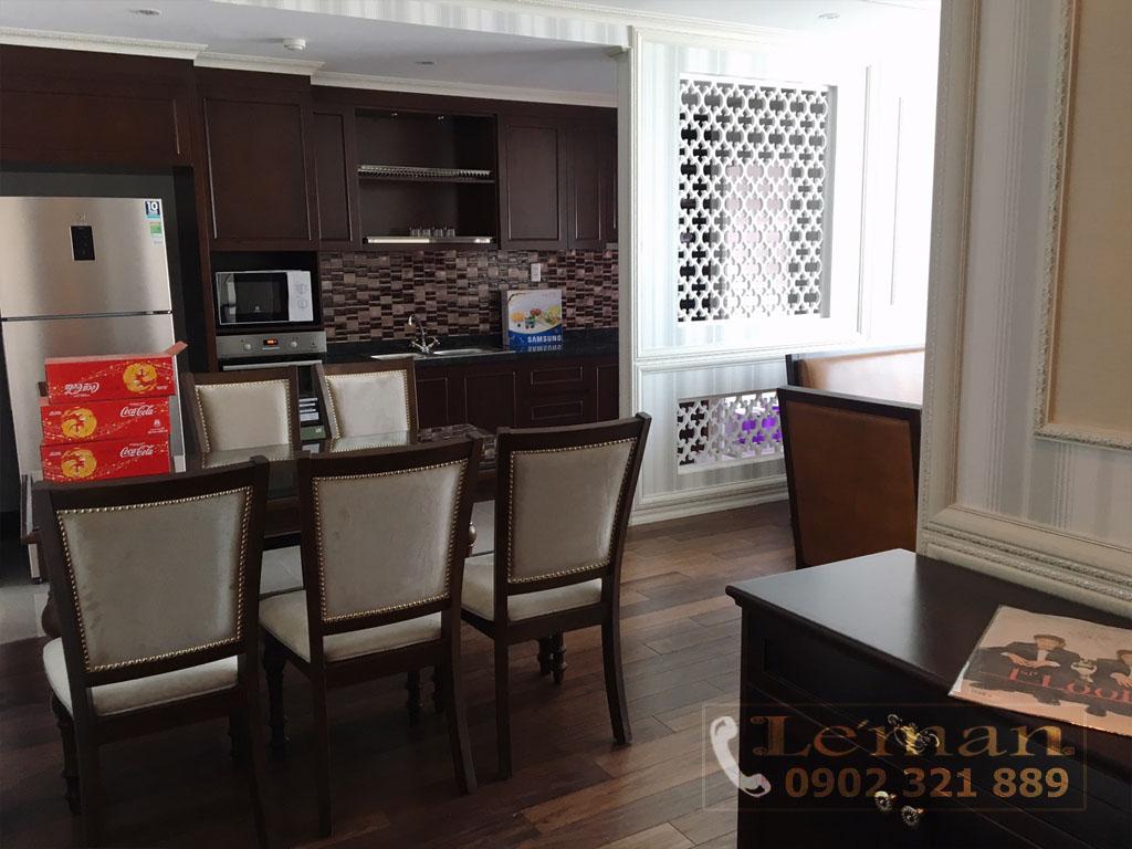 Léman Luxury trên đường Nguyễn Đình Chiểu cho thuê căn hộ 2PN - hình 5