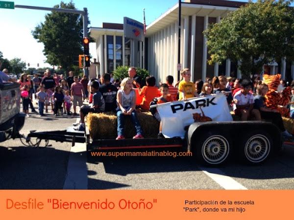 Dándole la Bienvenida al Otoño con un bello desfile en la ciudad { Recap 2013 }