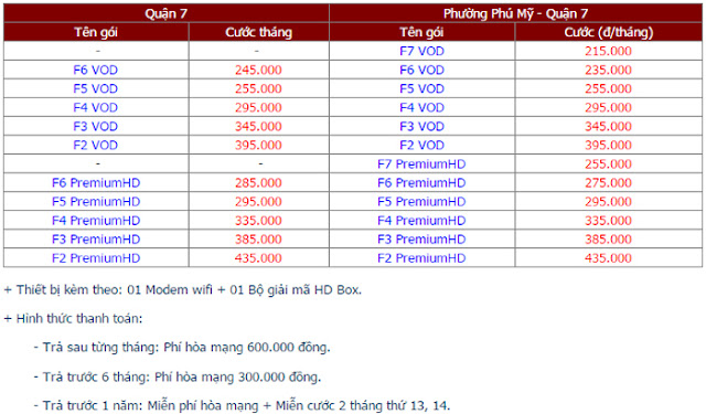 Lắp Đặt Internet FPT Phường Tân Phú, Quận 7 3